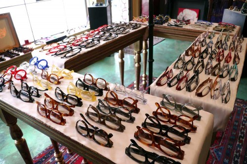 Vancouver's largest selection of unique designer eyewear
